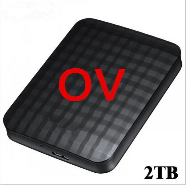 "2017 New M3 2.5"" USB3.0 External Hard Drive 2TB Black HDD OV 500GB 1TB hdd Portable disk Hot sales 3 Year Warranty(China (Mainland))"