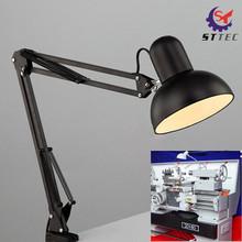 Hight Quality Machine Light 220V E27 Work Table Lamp Common Use For Machine Desk Lamp(China (Mainland))