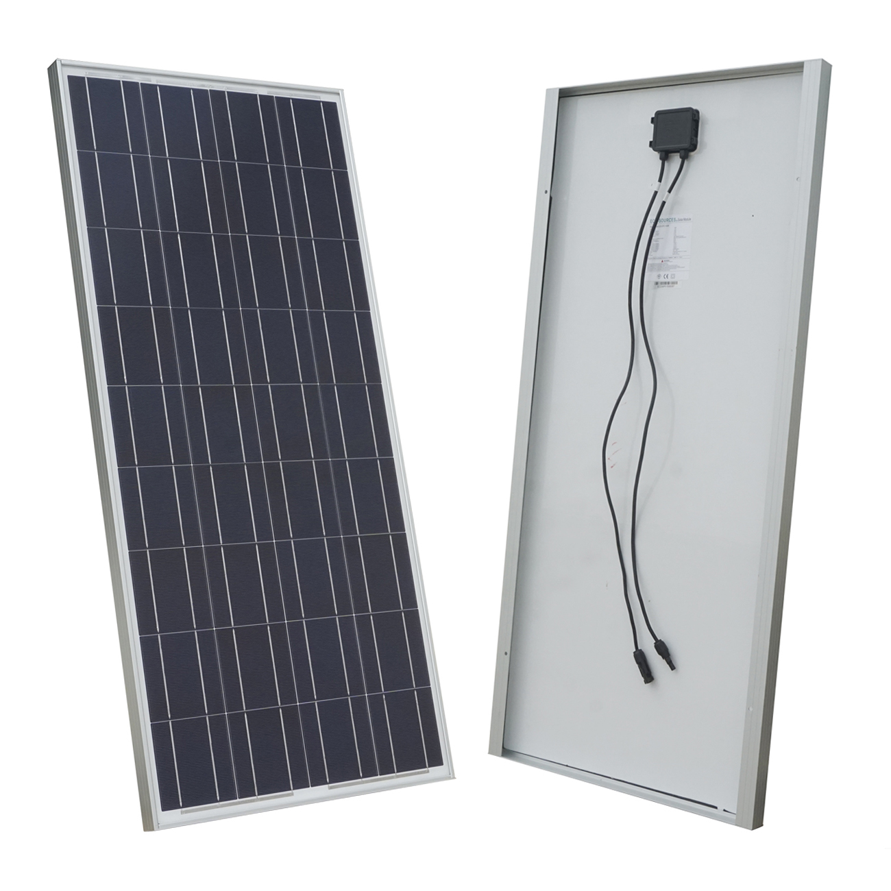 USA Stock 100 Watt 100W 12V Solar Panel Battery Charger for RV Boat Home Camping Off Grid Free Shipping(China (Mainland))