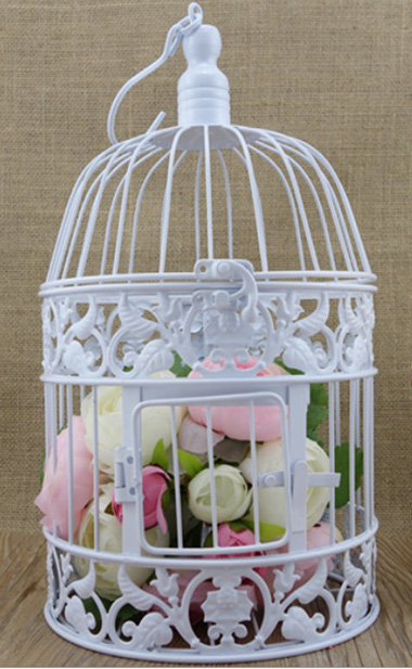 Compare prices on bird cage china online shopping buy low - Petite cage oiseau deco ...
