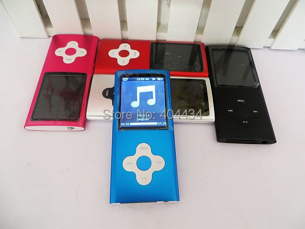 5th mp4 player 16gb 2.2'' camera mp4 player flower shaped key audio video player with fm radio 300pcs(China (Mainland))