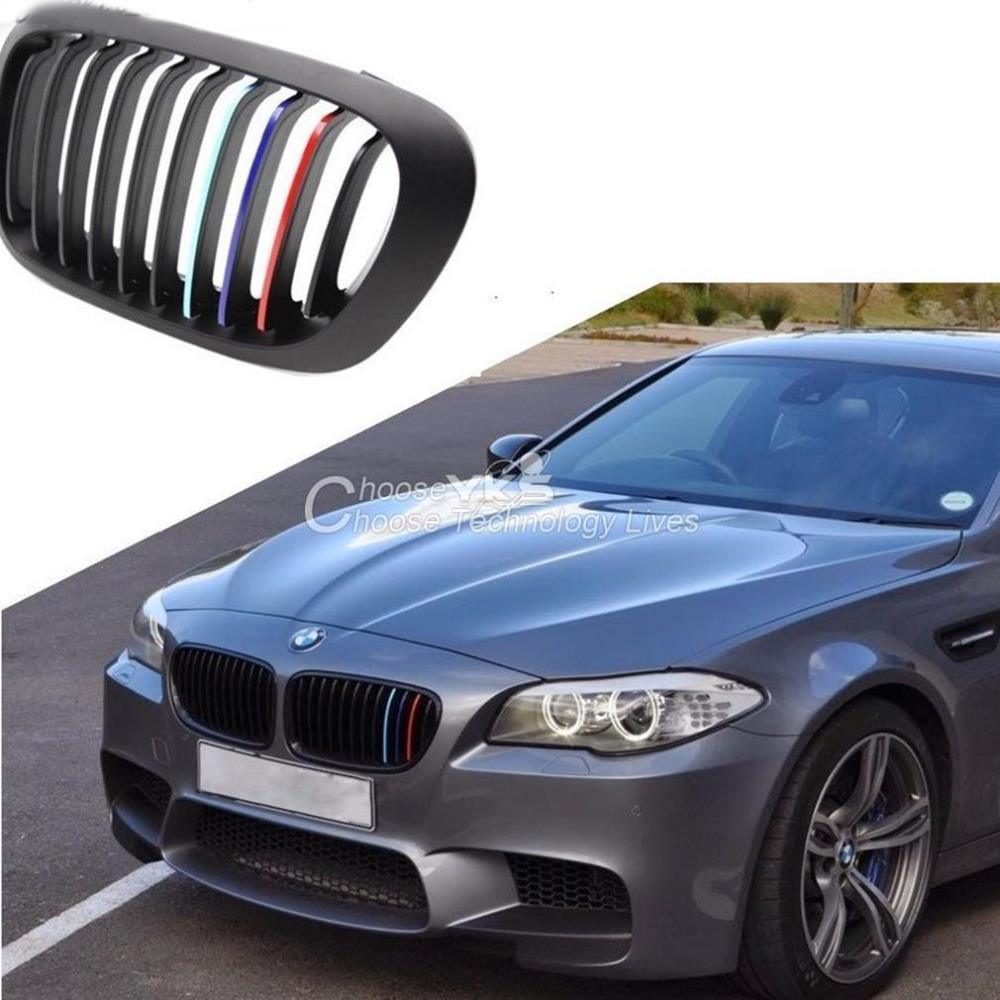 Grille Sport Stripe 3 Colors Decal Vinyl Sticker For BMW M3 E39 E46 E90 YKS(China (Mainland))