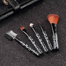 Buy Make HOT !! Professional 5pcs Makeup Brushes Set tools Make-up Toiletry Kit Brand Make Brush Set New for $1.66 in AliExpress store