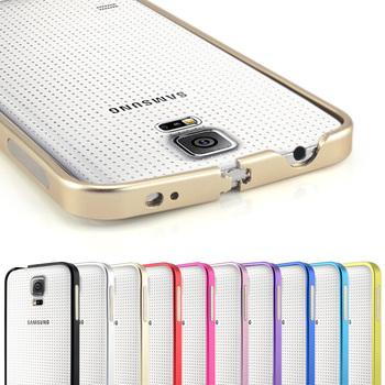 Ultra cienkie etui dla Samsunga Galaxy S5 | Metalowa ramka
