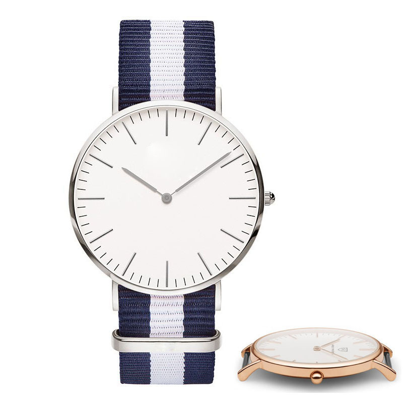 Popular Watches Branded Style Simple Elegant Watch Face montre femme Japan Quartz Thin Movement(China (Mainland))