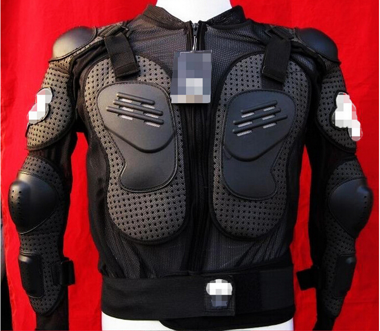 2015 fox motocross jacket coat motorcycle body armor protector CE APPROVED motocross fox suit back protector(China (Mainland))