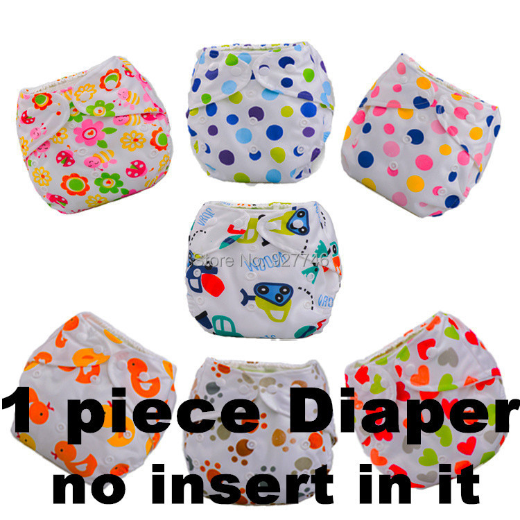 1pc Baby Adjustable Diapers/Children Cloth Diaper/Reusable Nappies/Training Pants/Diaper Cover/27 Style/Washable/Free Size D02(China (Mainland))