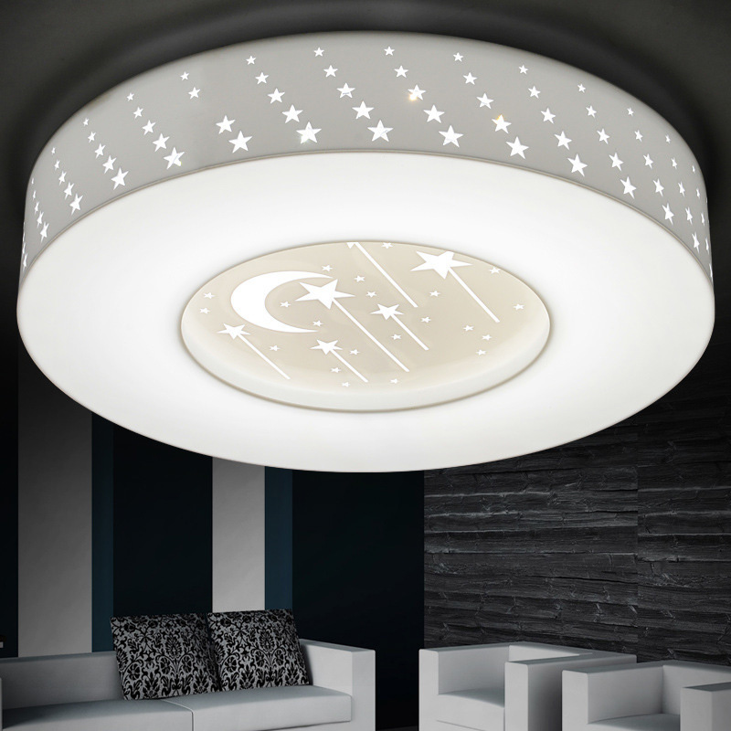 New Dimmable 24W 36W 48W LED Ceiling Lights Remote Control