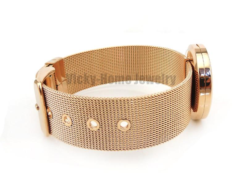 VH-PDL158-8 Diffuser Locket Bracelet