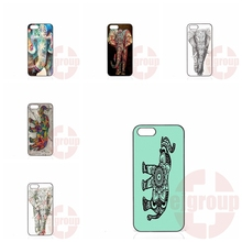 Screen Protector Lenovo A6000 A7000 A708T Oppo N1 mini Fine 7 R7 R9 plus Nokia 550 aztec elephant - well cases store