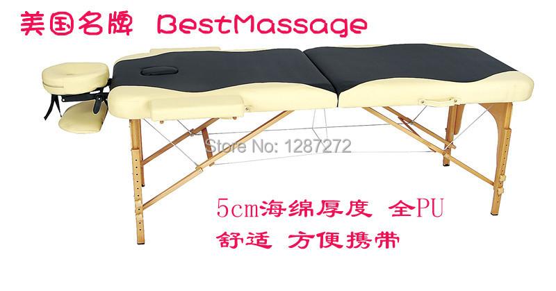 Portable Massage Table Tattoo Spa Beauty Facial Bed(China (Mainland))