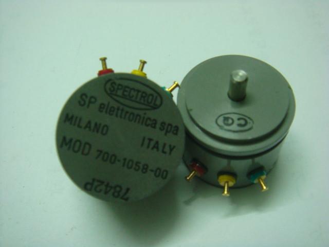 British SPECTROL360 of Promise potentiometer 700-1058-00 2.5K<br><br>Aliexpress