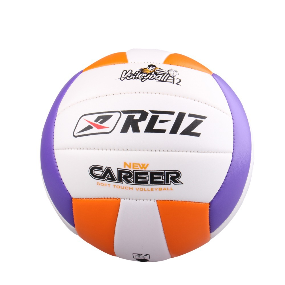 Free Shipping Official Volleyball volley High Quality Match Volleyball Training ball With Net Bag V602A(China (Mainland))