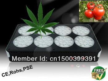 Apollo 360W high power led grow lights for indoor greenhouse growing