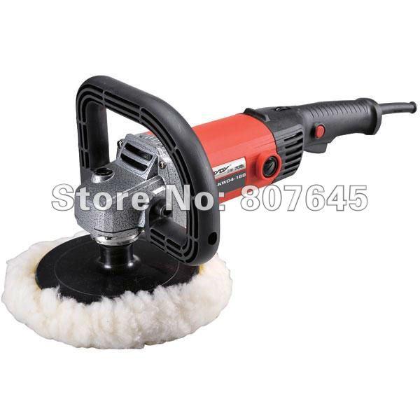 1200w Car polisher waxing machine/ floor polishing machine electric polisher power tools(China (Mainland))
