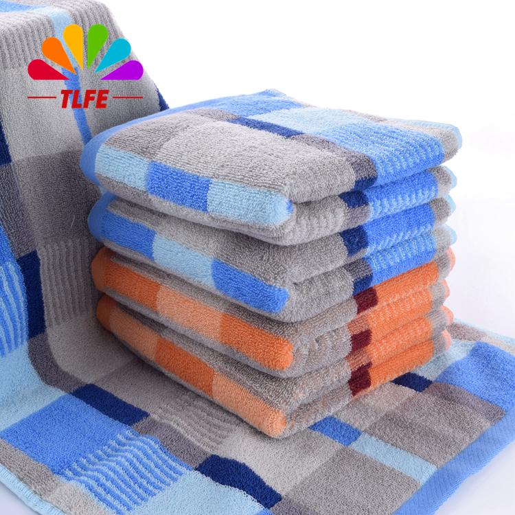 TLFE 2015 Bathroom Use Towels Wholesale 75*34cm Face Care