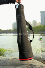 95CM  Tripod Bag Camera Tripod Bladder Bag  Camer bag Travel Case For MANFROTTO Tripod Red