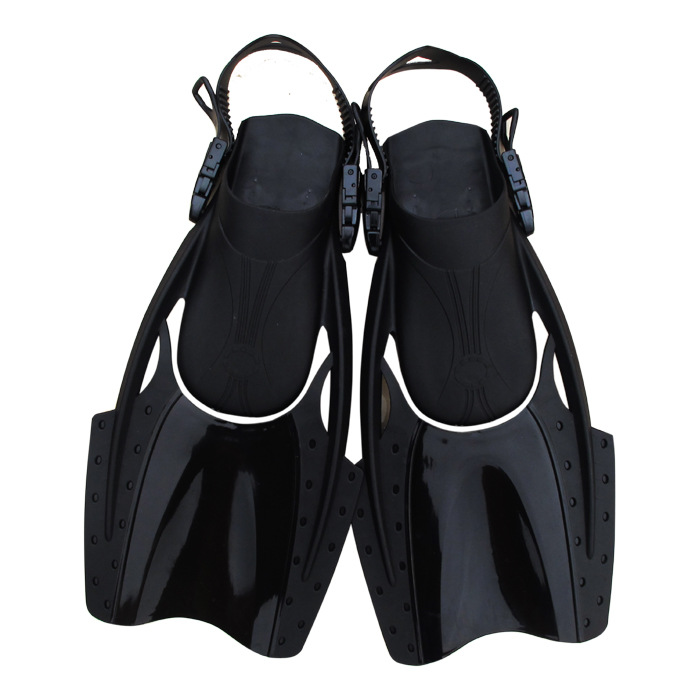 SBART Men's Spearfishing Submersible Fins Swimming Training Game Adjustable Scuba Diving Flippers Set Snorkeling Fins Equipment(China (Mainland))