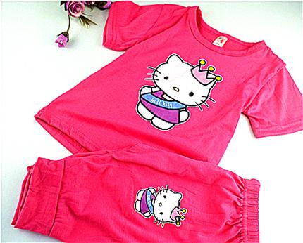 2015 летний стиль детские семейные одежда девочка комплект одежды малыш майка устанавливает ...