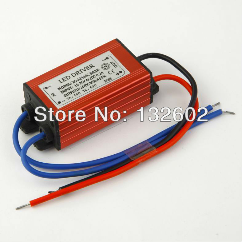 3 series 3 Parallel 10-26V DC 900mA LED Driver Power Supply Waterproof Level IP65 Free Shipping<br><br>Aliexpress