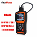 OBD2 Diagnostic Tool FOXWELL NT414 OBD Car Escaner ABS Airbag and Transmission EPB Reset Diagnostic tool
