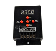 Full Color Mini Intelligent RGB LED Controller Point controll WS2811 WS2801 LPD6803 LPD1109 SM16716 TM1803 etc for led strip.(China (Mainland))