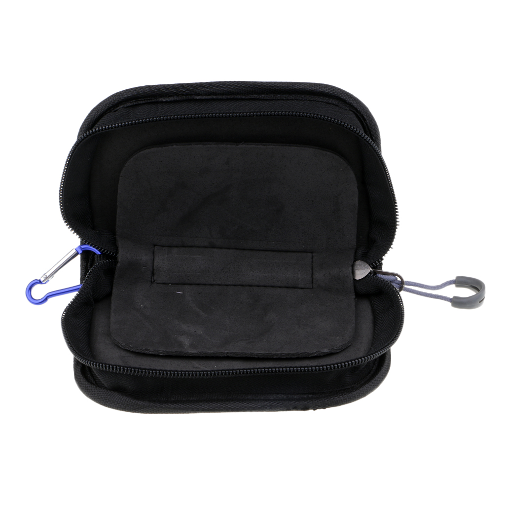 Durable Fishing Spoon Lures Tackle Bag Case Spinner Box Waterproof attach to Vest Backpack Fishing Tackle Storage Bags