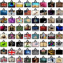 Customizable Neoprene Laptop Bag Tablet Sleeve Pouch For Notebook Computer Bag 7 10 12 13 15 13.3 15.4 17.3 For Macbook IPad(China (Mainland))