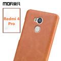Redmi 4 pro case 16gb 32gb MOFi original luxury Redmi 4 pro cover Xiaomi Redmi 4