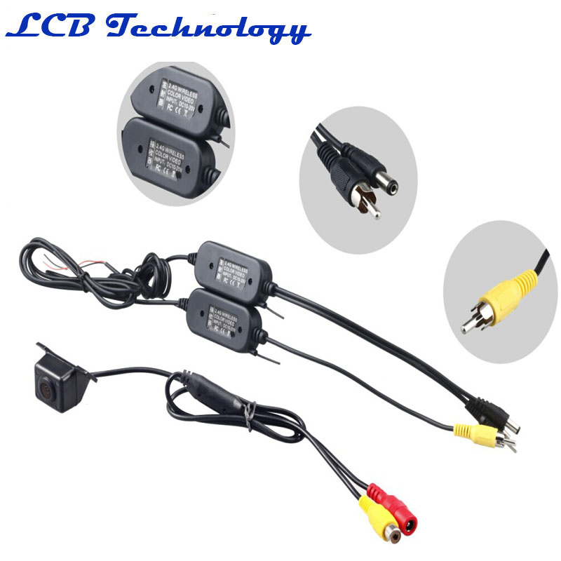 2PC/LOT New Arrival E820 Car Rearview Camera Wireless DVD GPS Reverse Car Camera For Free Shipping(China (Mainland))
