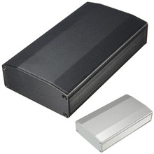 Aluminum Case Box For Circuit Board Electrical DIY Shell Shied Enclosure For Electronic Projecter Power Supply Units Amplifier(China (Mainland))