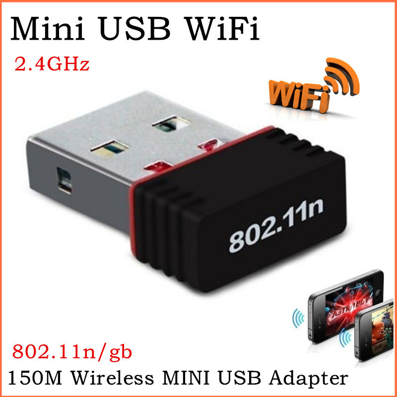150M 2.4GHz antenna Mini USB WiFi router Wireless LAN 802.11 n/g/b USB Wi Fi Adapter 150Mbps repeater Network Card adaptador(China (Mainland))