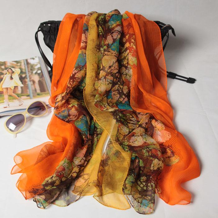 China Silk World ! 2015 Pure silk scarf for fashion women / 100% silk scarf women / real silk scarf shawlОдежда и ак�е��уары<br><br><br>Aliexpress