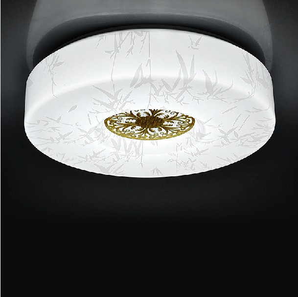 Led ceiling light modern minimalist living room light for Living room light fixtures