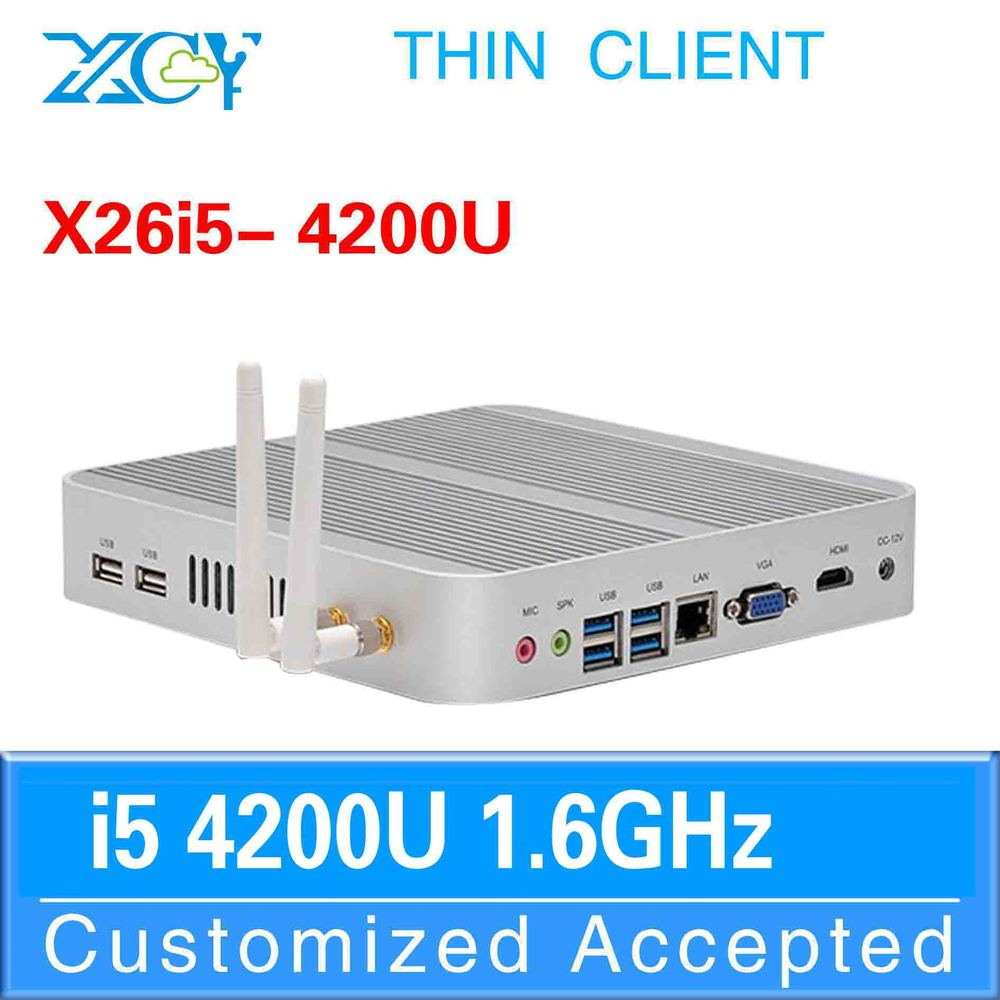 I5-4200u foxconn htpc atx промышленность barebone пк x26-i5l 4200u поддержка hd видео