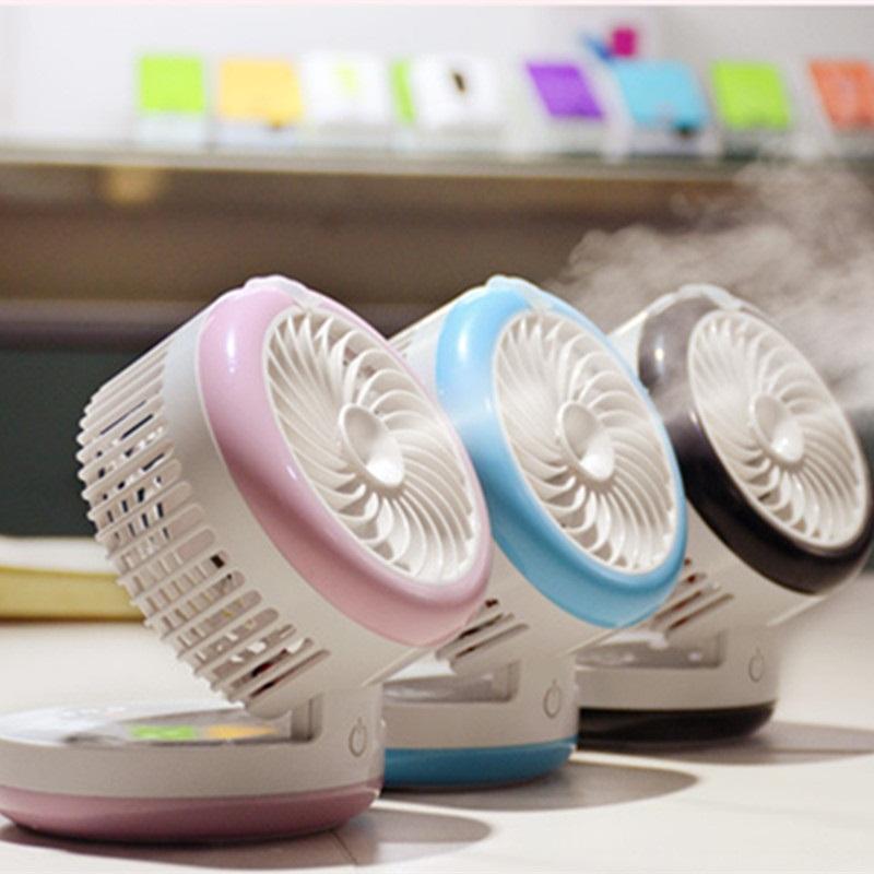 Compra ventilador de agua pulverizada online al por mayor for Ventiladores para oficina