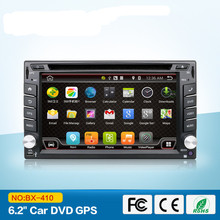 Universal 2 din Android 4.4 Car DVD player GPS+Wifi+Bluetooth+Radio+1.6GB CPU+DDR3+Capacitive Touch Screen+3G+car pc+aduio(China (Mainland))