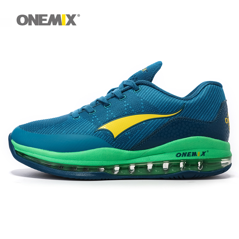 Onemix New Arrival Mens Basketball Shoes Breathable Outdoor Athletic Shoes 2016 Sports Shoes For Men Size EU39-45 Free Shipping