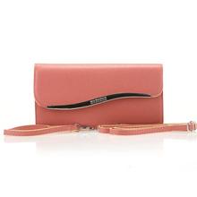 Embossed diagonal shoulder bag lady Woman Shoulin with three female wallet @1806014 carteira feminina