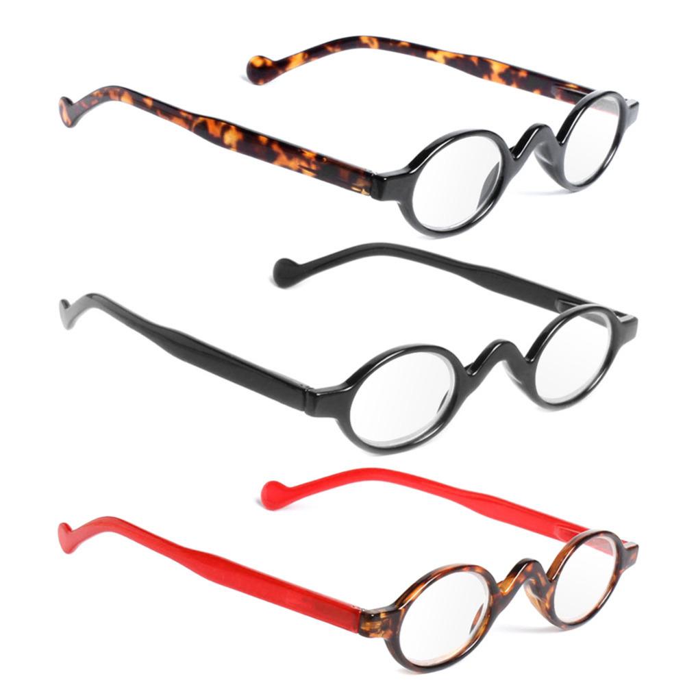 Vintage Small Round Frame Men Women Readers Reading Glasses Presbyopic Glasses-448E(China (Mainland))
