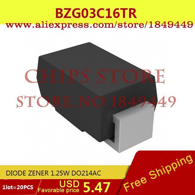 Цена BZG03C16-TR