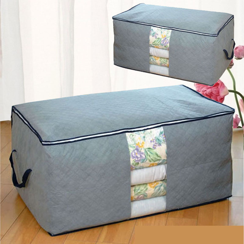 Quilts quilt pouch bags clothes sorting bags quilt storage boxes quilt finishing bags in addition to smell storage bags(China (Mainland))