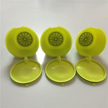 Buy 3pcs/Lot Green Reusable Dolce Gusto Coffee Capsule,Plastic Refillable Compatible Dolce Gusto Coffee Filter Baskets Capsules for $3.98 in AliExpress store