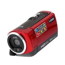 HD 720P Sigital Camcorder HDV Video Digital Camera 16MP 16x Zoom COMS Sensor 270 Degree 2.7 inch  TFT LCD Screen(China (Mainland))