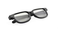 Plastic Frame Passive 3D RealD Masterimage Cinema Circular Polarized 3D Glasses  PL0017CP(China (Mainland))