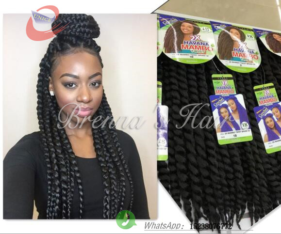 Different Types Of Crochet Braids | hairstylegalleries.com