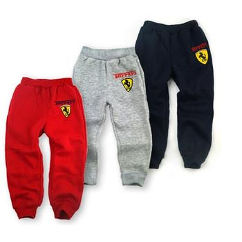 Boy summer Pants children car print 100% cotton Pants for boys nova kids trousers for boys