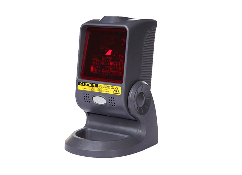 Omni-Directional 20 lines laser scanner USB Desktop 1D Barcode reader with High Stability widely used in supermarket(China (Mainland))
