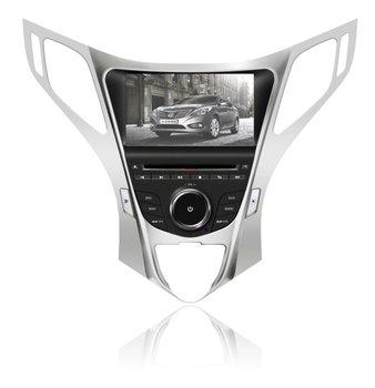 "7.0"" in dash car DVD player For 2012 Hyundai New Azera built in GPS Bluetooth RDS PIP V-CDC DVB-T digital TV"