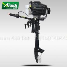 Free shipping Anqidi 4stroke  4 HP XW4A-4 air cooled outboard/ outboard motors/rubber boat   power(China (Mainland))
